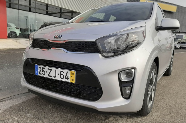 Kia Picanto 1.0 CVVT EX 5P 4AT