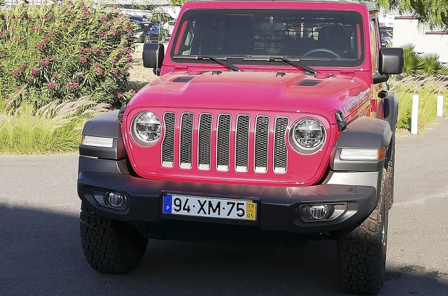 Jeep Wrangler Rubicon 2.2 Turbo Diesel 200CV 4x4 8AT