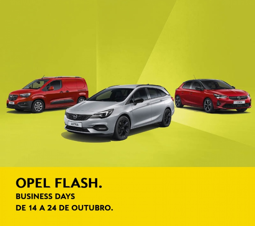 Opel Flash - Business Days
