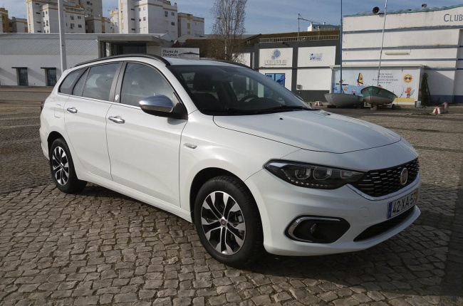 Fiat Tipo Station Wagon E6D-WLTP 1.3 Multijet 95cv