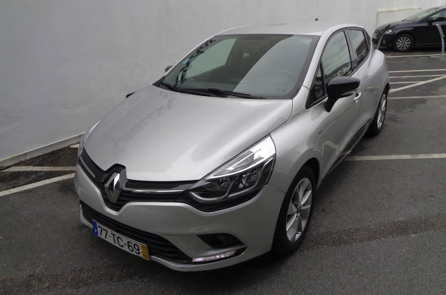 Renault Clio Limited 1.5 DCI 90CV