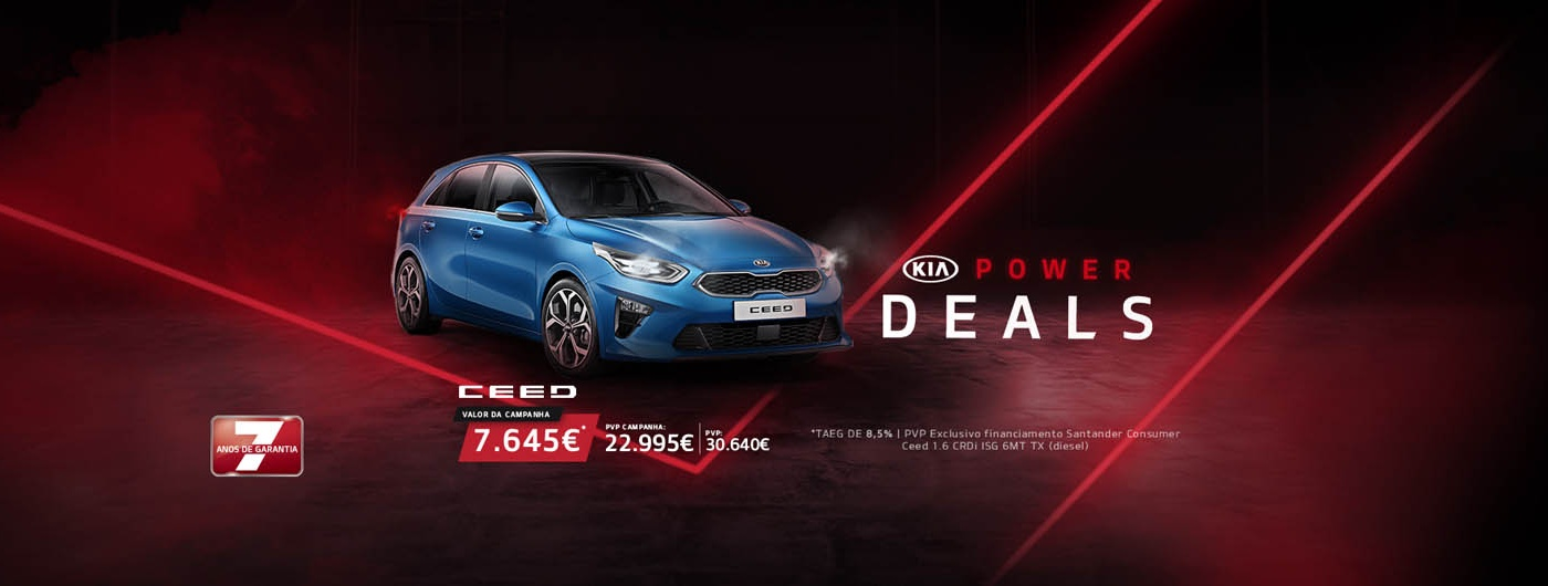 Kia Power Deals