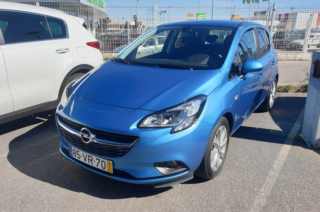 Opel Corsa 5P Dynamic 1.0 Turbo 90CV