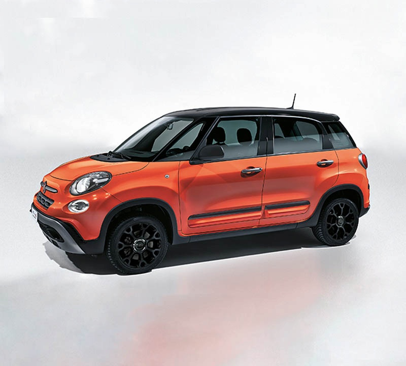 500L CITY CROSS: A aventura continua.