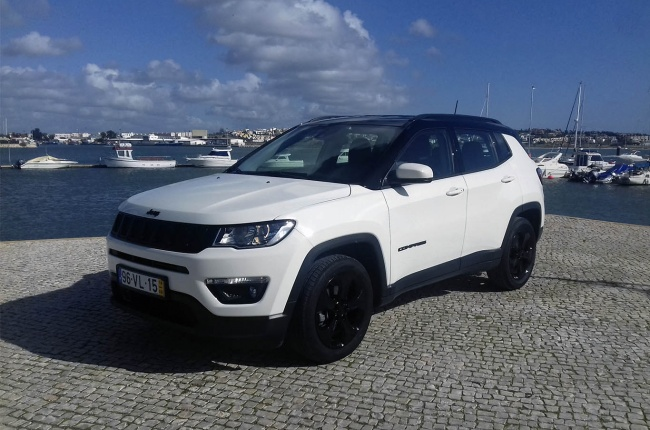 Jeep Compass Night Eagle 1.6 Multijet II 120CV 4x2
