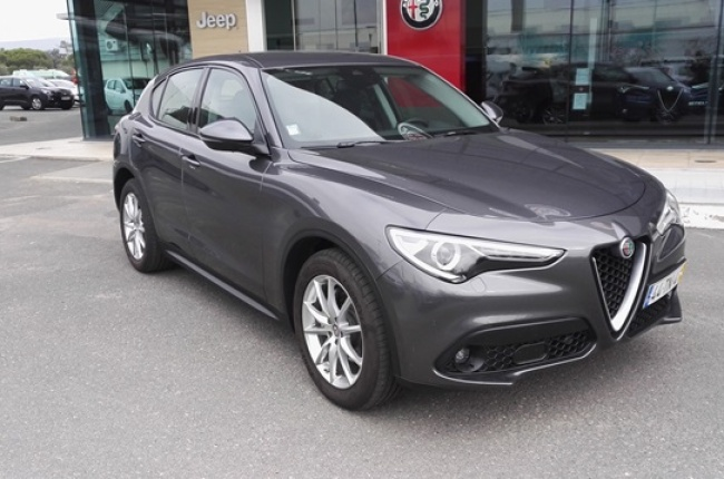 Alfa Romeo Stelvio 2.2 Turbo Diesel 180CV AT8 Super