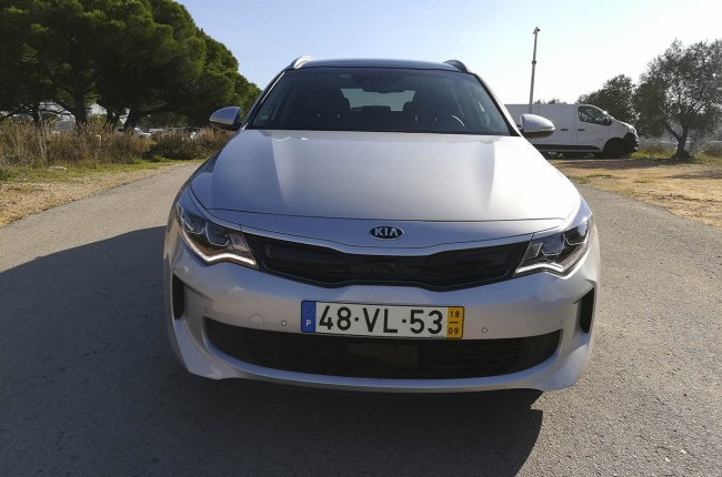 Kia Optima SW 2.0 PHEV 6AT