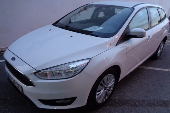 Ford Focus SW 1.0T 100CV