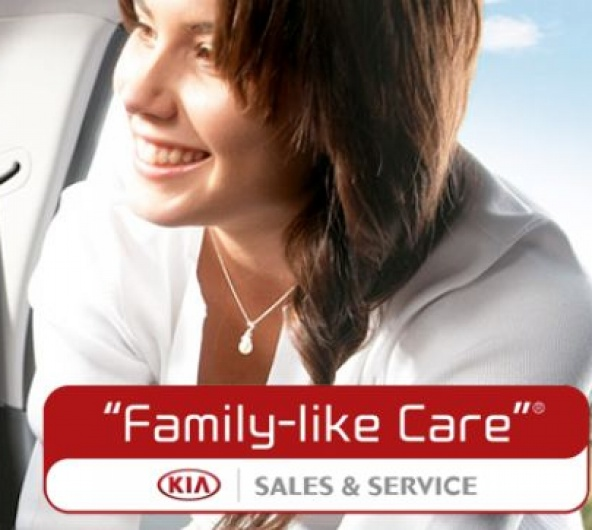 KIA Family Like Care
