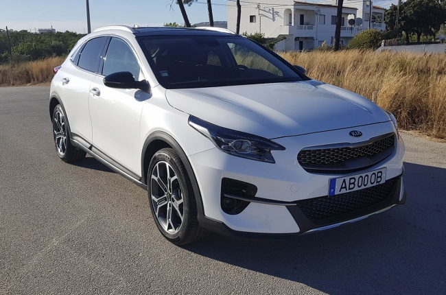 Kia XCEED 1.4 T-GDI TECH 7DCT SRF
