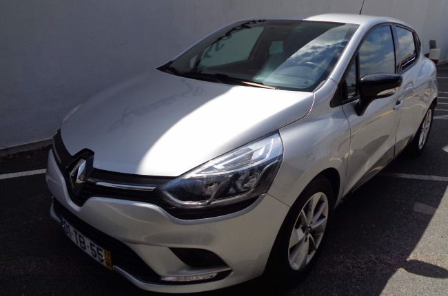 Renault Clio Limited 0.9 TCE 90CV 5P