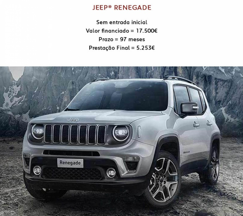 Jeep Renegade Winter