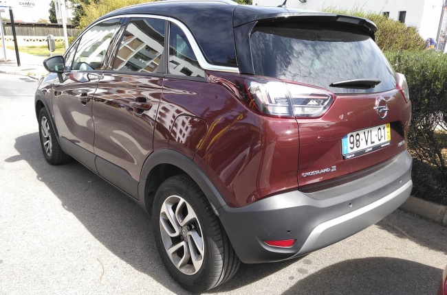 Opel Crossland X Innovation 1.2 Turbo 110CV