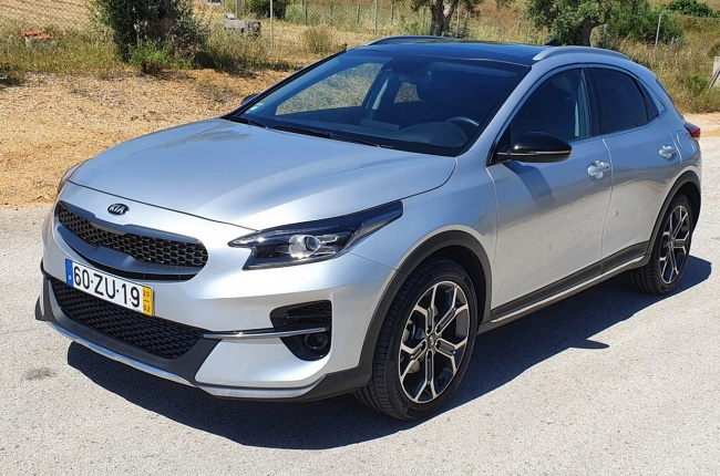 Kia XCEED 1.4 T-GDI TECH 7DTC - SRF