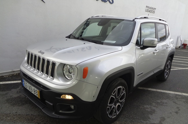 Jeep Renegade Limit 1.6 MJET AT