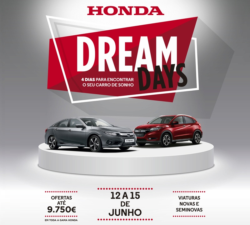 Honda Dream Days