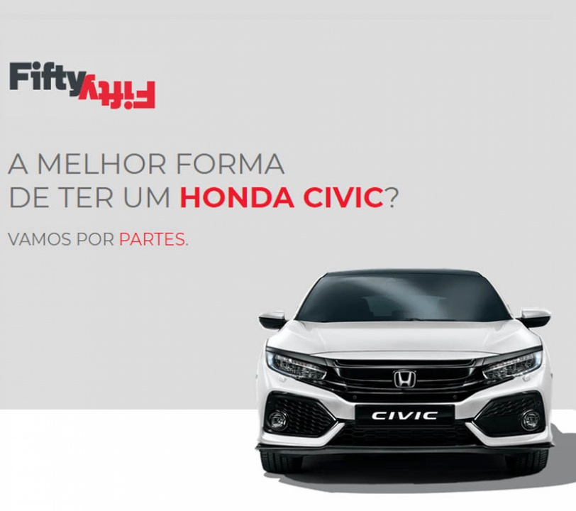 Honda Civic Fifty - Fiifty