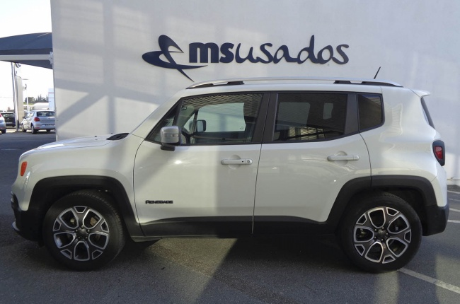 Jeep Renegade Limited 1.6 MJET 120CV
