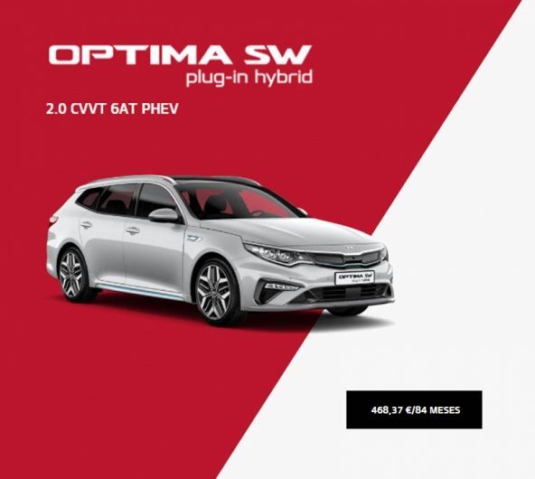 Kia Optima SW Plug-in Hybrid