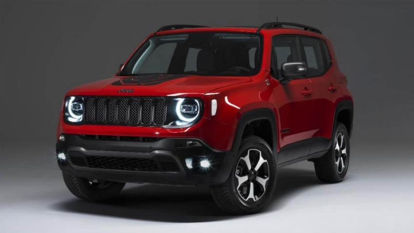 Jeep lança versões PHEV do Renegade e do Compass