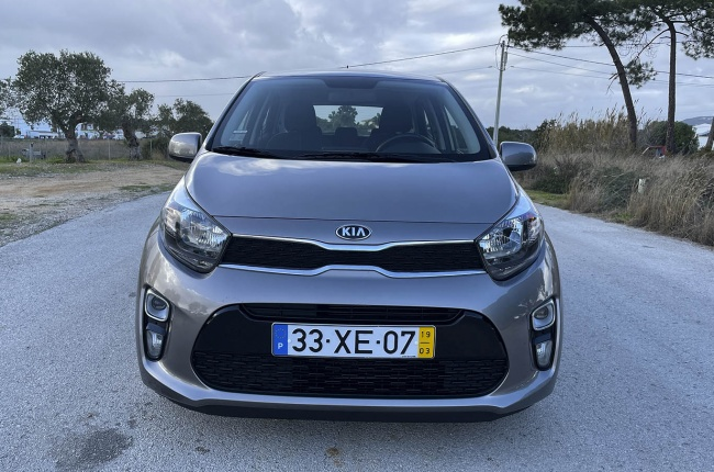 Kia PICANTO  1.0 CVVT 5P 4AT EX