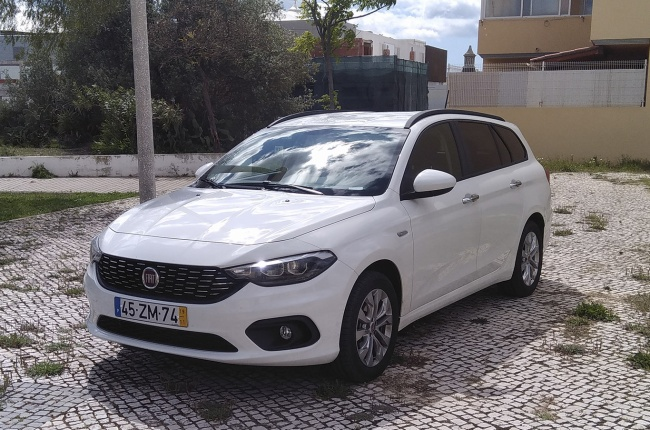 Fiat Tipo Station Wagon WLTP 1.3 Multijet 95cv Easy