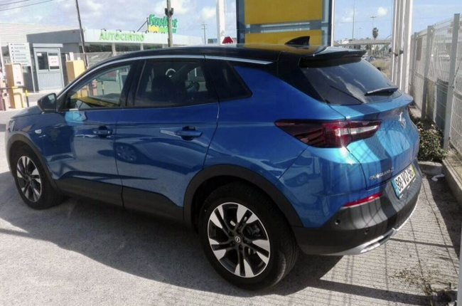 Opel Grandland X 1.5 Cdti 130cv Innovation