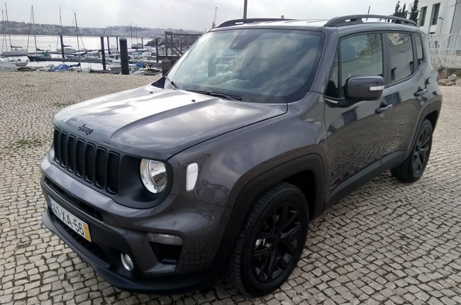 Jeep Renegade WLTP Night Eagle 1.3 Turbo 150CV 4x2 DCT