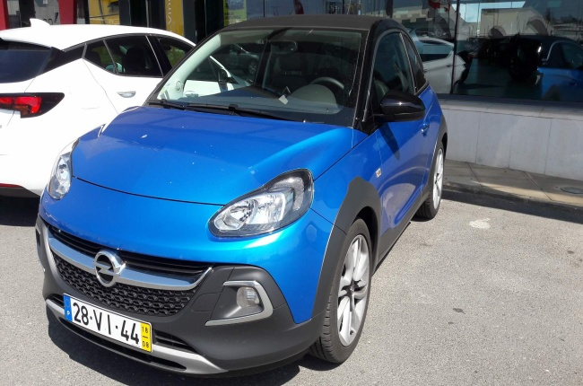 Opel Adam Rocks 1.0 turbo 115CV
