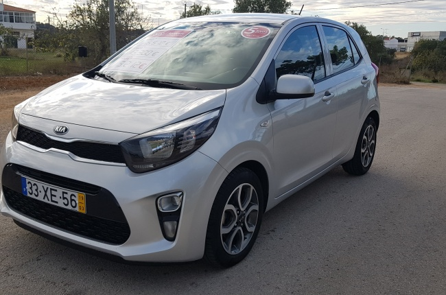 Kia PICANTO 1.0CVVT 4AT EX