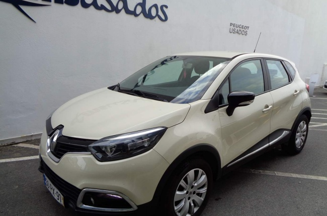 Renault Capture 1.5 DCI 90CV